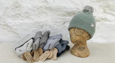 Collection of lambs wool items